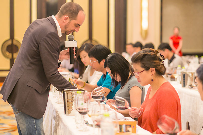 Julien Boulard: How to become a better wine educator