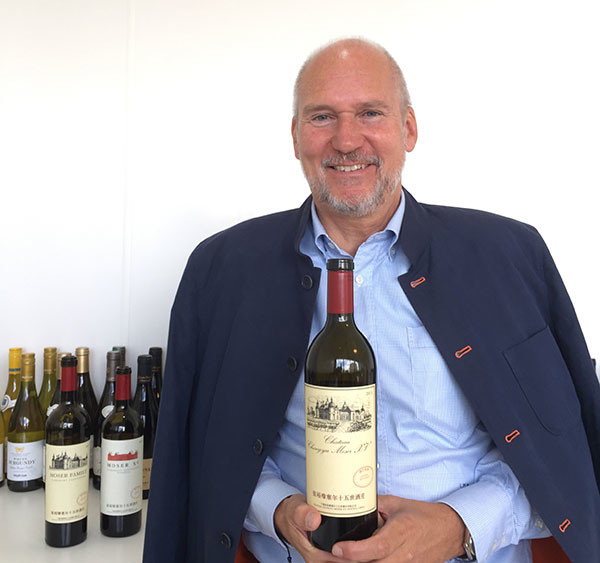 Image: Lenz Moser, credit Decanter