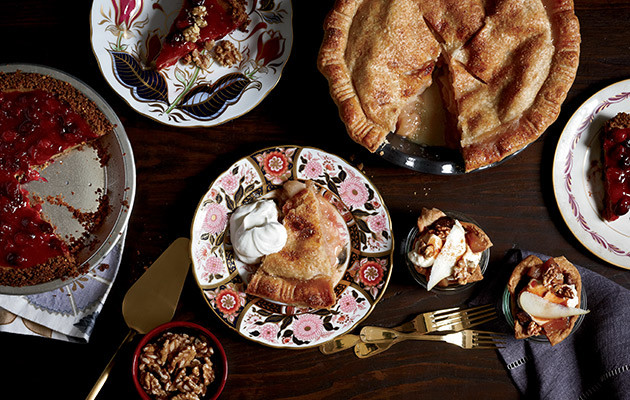Old-Fashioned Apple Pie - recipes and wine pairings