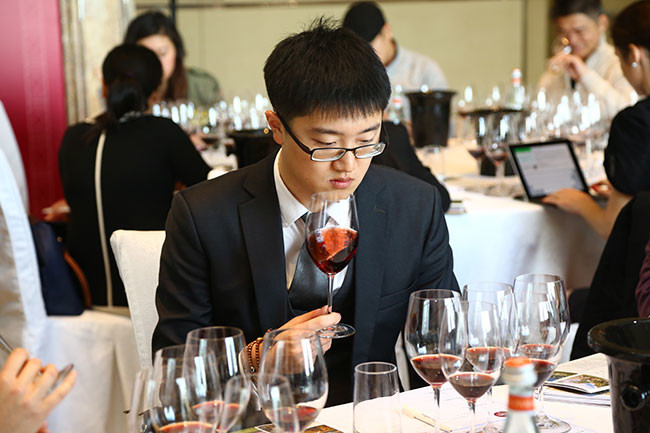 Redefining professionalism in the wine world