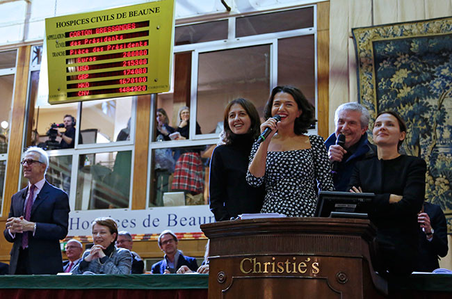 Hospices de Beaune 2016 bidders cut spending