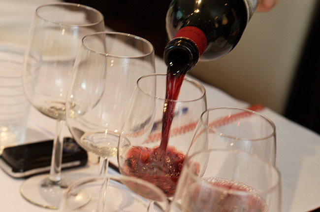 Removing a red wine stain – ask Decanter