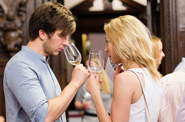 Drinking wine could be secret to happy marriage – study