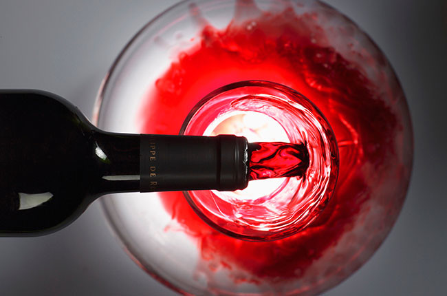 From the archive: When should you decant wine? An expert taste test