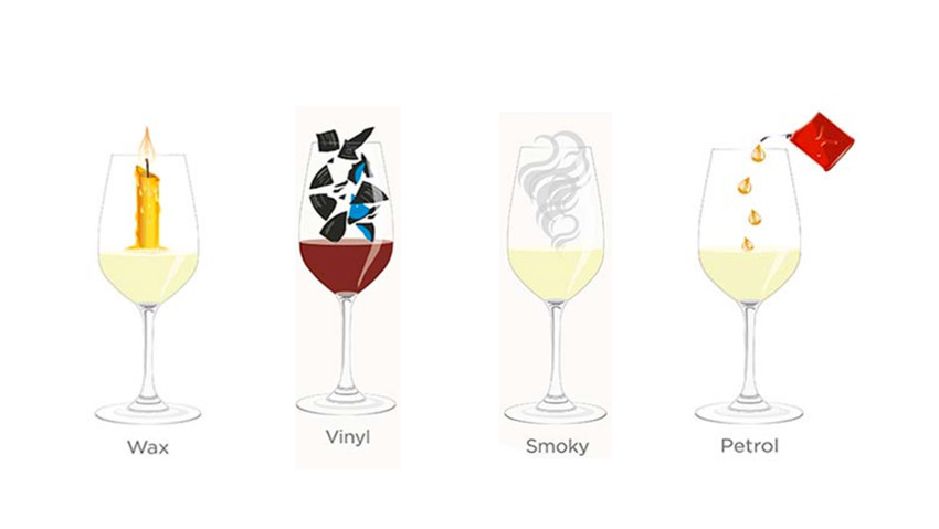 Tasting notes decoded: Wax, vinyl, smoky, petrol