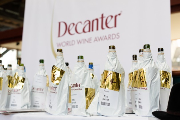Chinese ice wines won three golds in Decanter World Wine Awards 2017