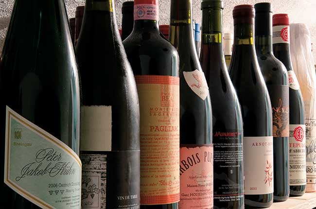 What is the point of heavy bottles? – Ask Decanter