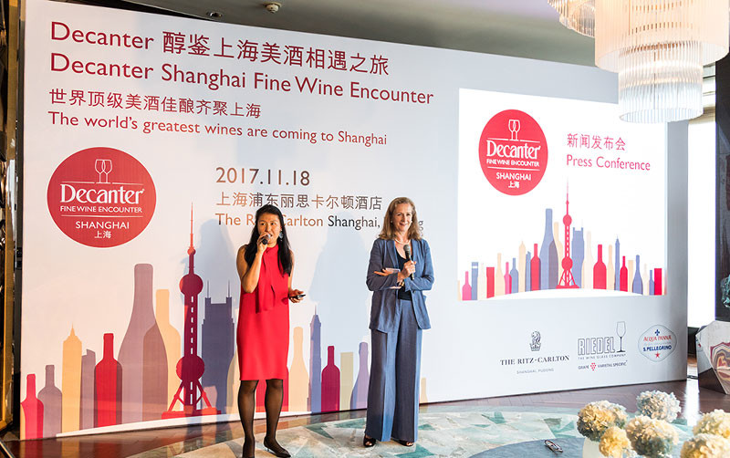 World class wineries join Decanter at fourth Shanghai Fine Wine Encounter