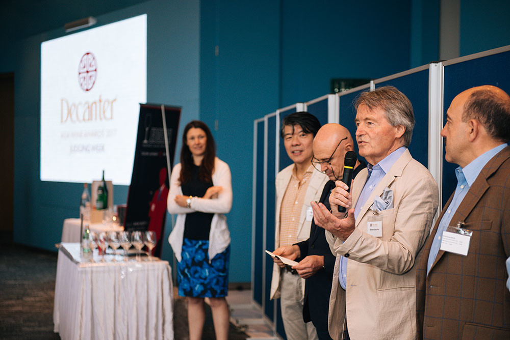 Decanter Asia Wine Awards 2017 judging week begins