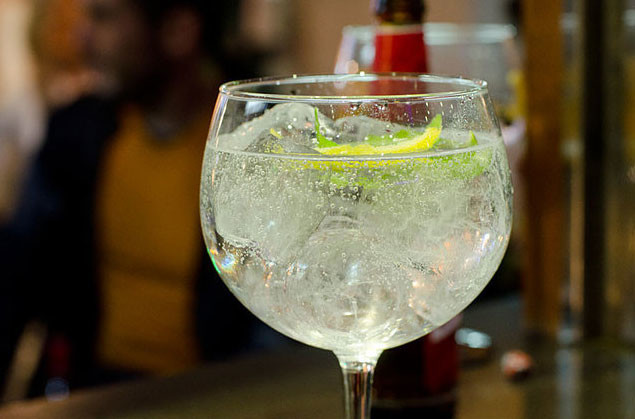 How to taste gin like a professional