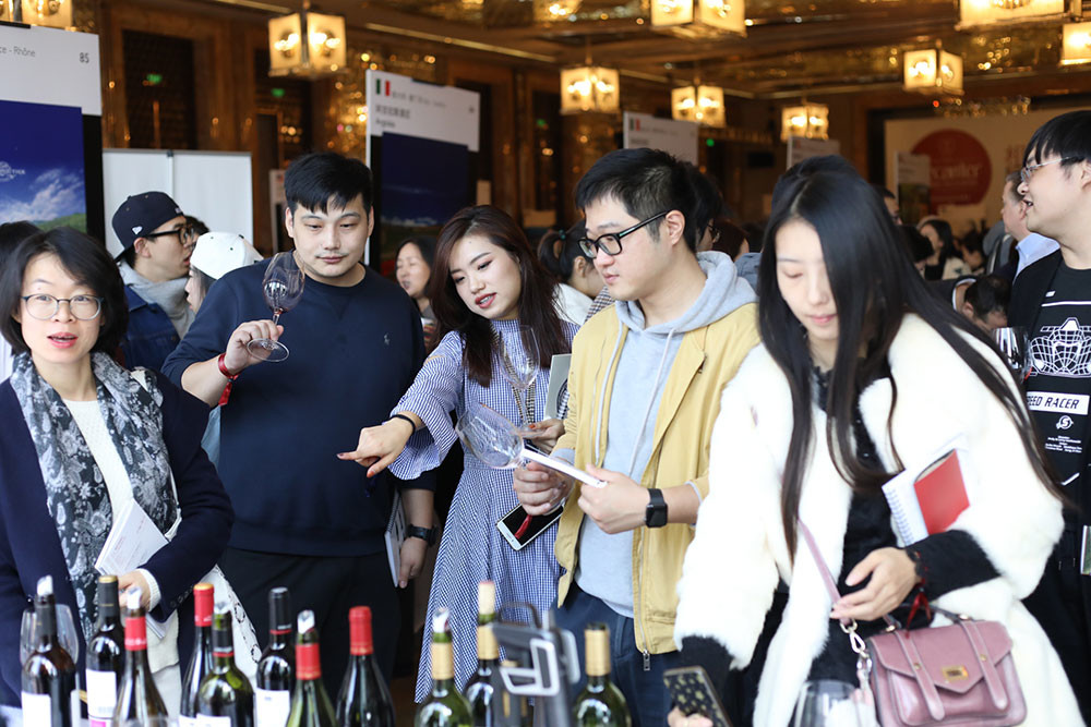 The consumption behaviour of Chinese wine consumers — part one