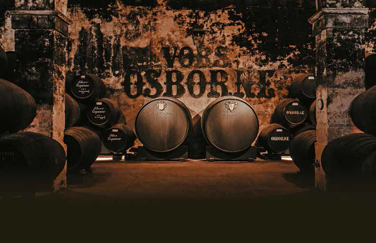 Osborne Sherry: Over 245 years of excellence