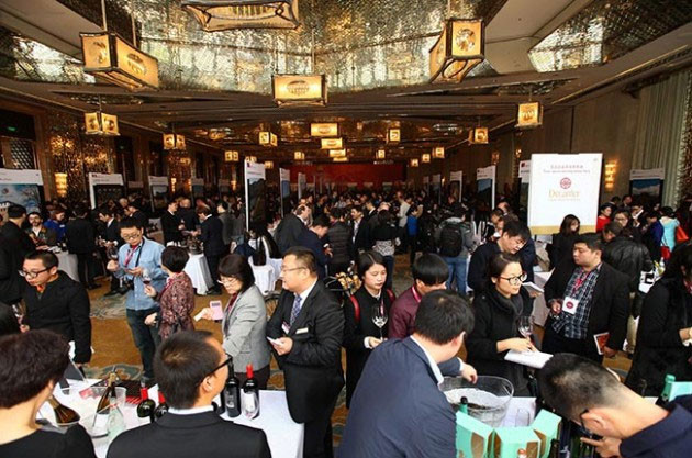 Global wine stars join Decanter for Shanghai Fine Wine Encounter