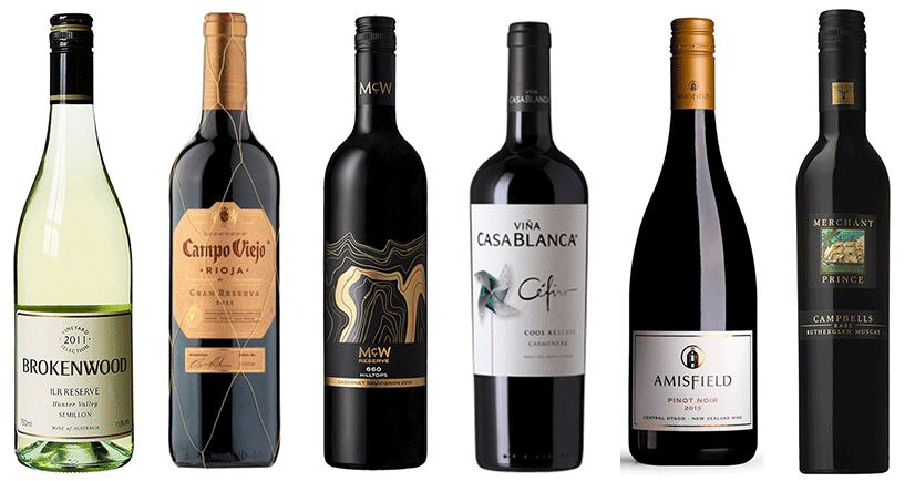23 award-winning wines for the year of pig - 2019 Chinese New Year wine recommendations