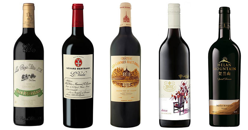 5 Award-winning wines to go with roast beef and lamb