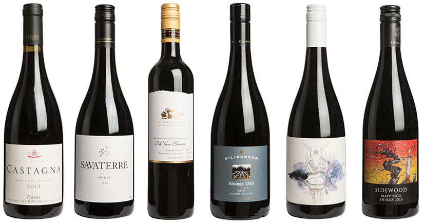 Australian Shiraz: Panel tasting results – 95 points and above