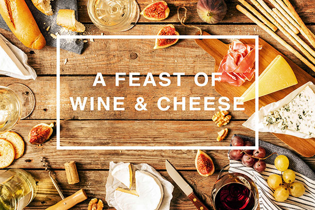 Sarment: A Feast of Wine & Cheese