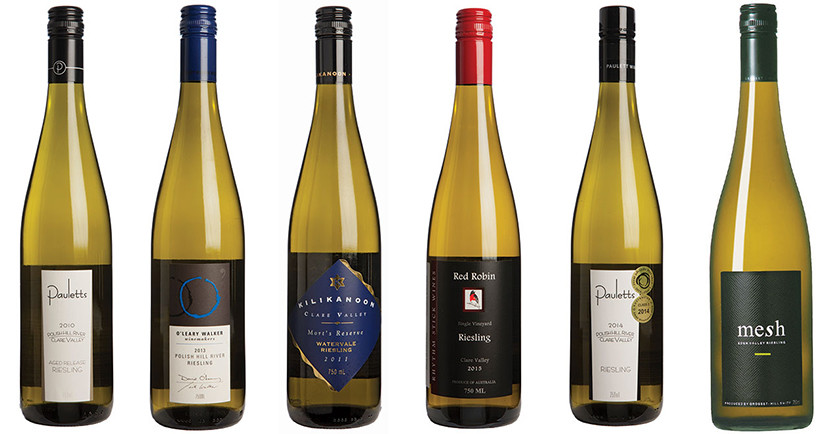 26 Australian Rieslings above 90 points – Decanter panel tasting
