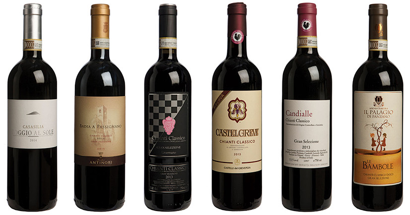 Chianti Classico new releases – Report & top wines