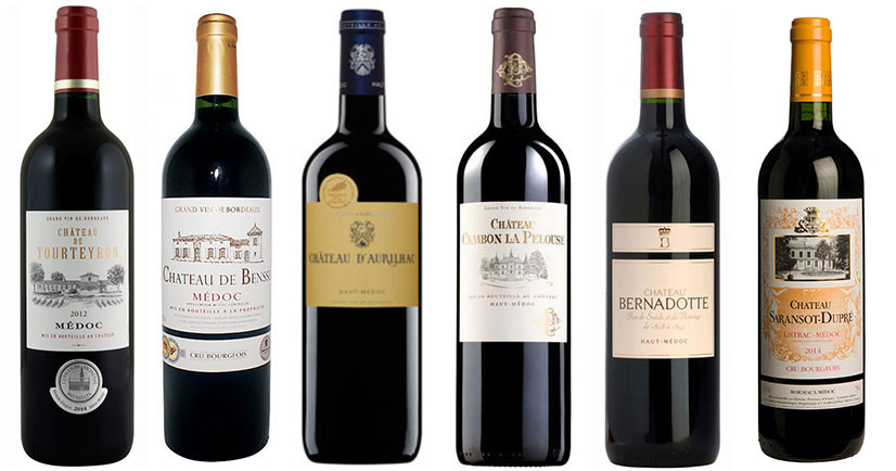 Cru bourgeois 2014 - Decanter Panel Tasting - part II