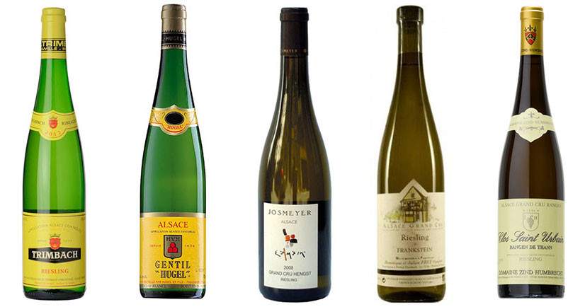 5 Refreshing Alsace whites for your summer