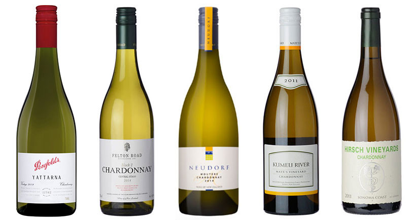 5 of the best Chardonnays outside Burgundy - Part II