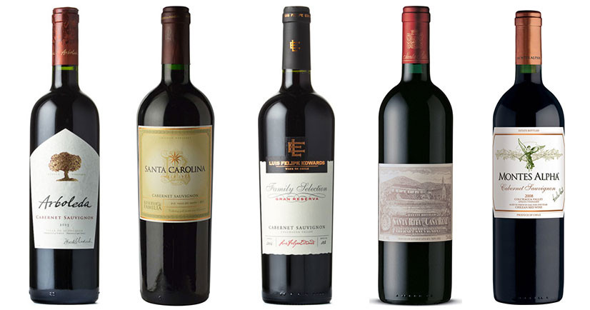 5 great-value Chilean Cabernet Sauvignon