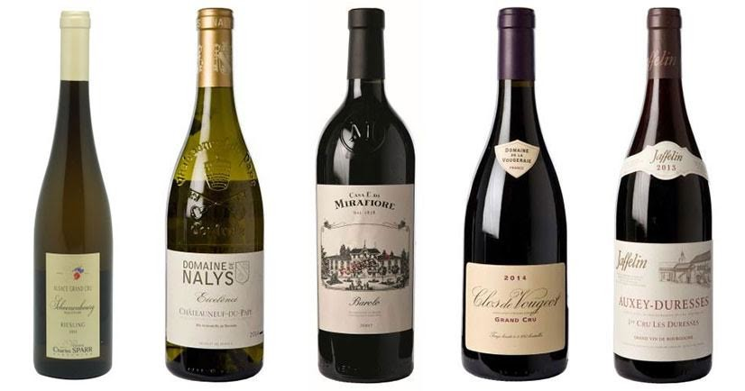 5 Platinum medal-winning wines you can find in China - Decanter World Wine Awards 2016