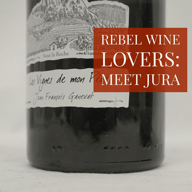 #WINEWEDNESDAYS Vin de Jura wine tasting