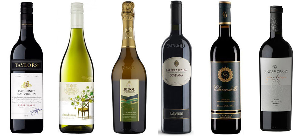 6 Decanter award-winning wines under 300RMB