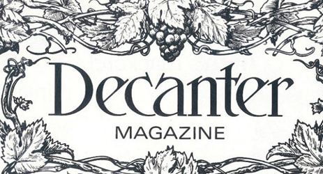 The Decanter timeline: 1975 – 2015