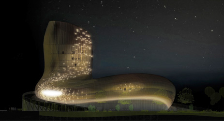 Bordeaux's new Cité des Civilisations du Vin… but will it work?
