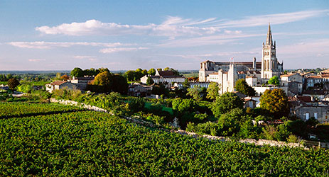 Land fever in Saint Emilion