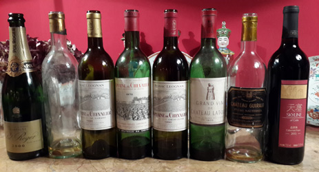 A 12-year reunion at Domaine de Chevalier