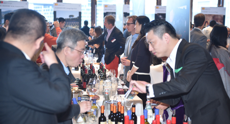 On the new phenomenon of the Chinese wine market