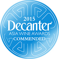 DAWA 2015 Commended Medal