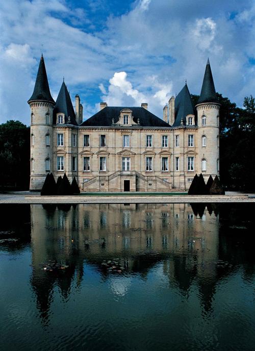 chateau longueville au baron de pichon longueville decanter