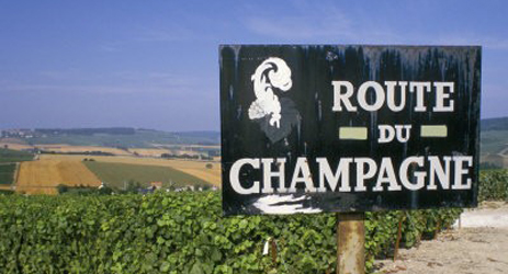Champagne bureau battles copycats in China