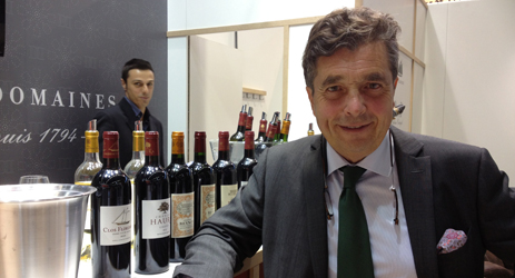 Tips from the great winemakers-3 Denis Dubourdieu