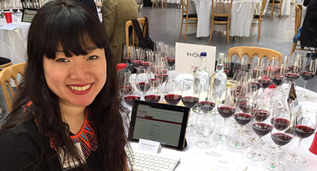 Tips for Chinese wine students from the first ethnic Chinese Master of Wine Jennifer Docherty