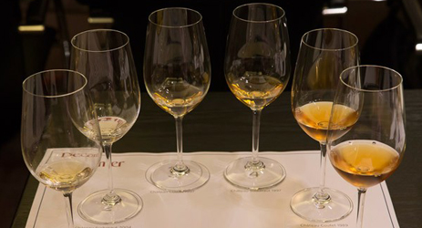 What are white wines?