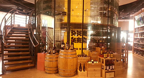 ASC to close Beijing Wine Residence until 2015