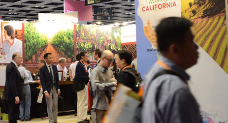 Mainland China helps US wineries to record export sales in 2013