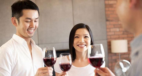 Chinese consumers looking for less expensive wines