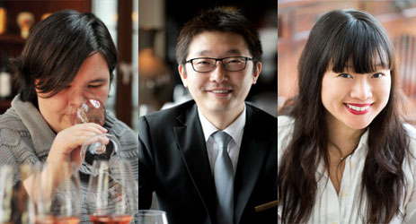 LU Yang, Fongyee Walker and Jennifer Docherty MW join DecanterChina.com as new columnists