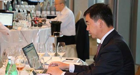Asian judges join forces at Decanter Asia Wine Awards 2015 judging week