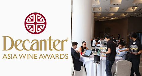 Decanter Asia Wine Awards 2015 opens for entries