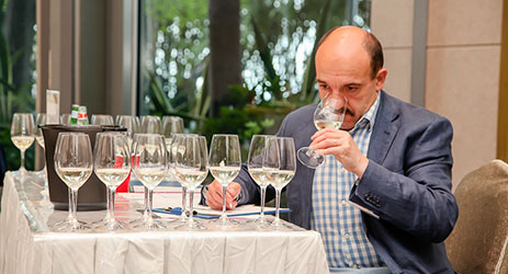 Chinese sommeliers can be among world's best, says Gerard Basset