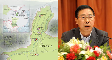 Ningxia wine region: We've got your back, says the government