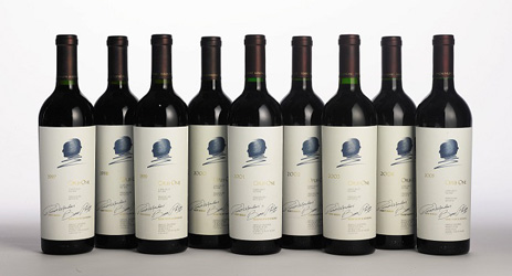 DRC, Opus One hit new highs in Asia